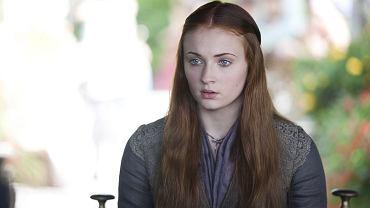"""Sansa Stark, serial """"Gra o tron"""". Produkcja HBO"""
