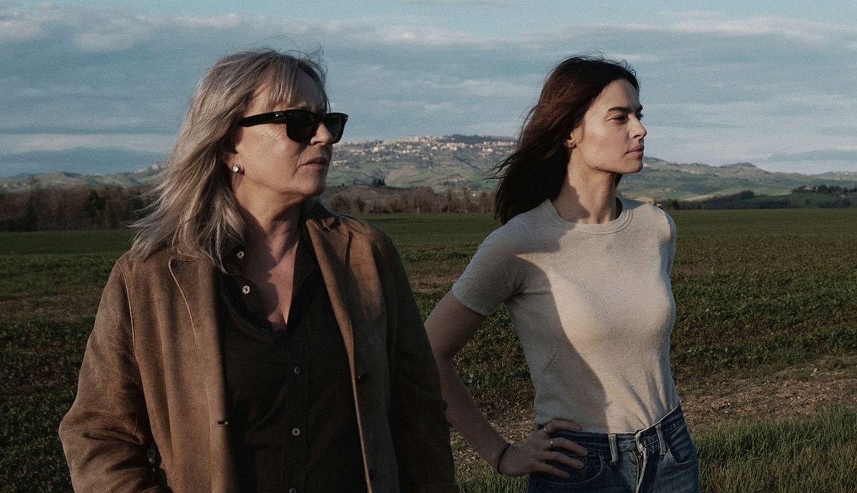 Krystyna Janda i Kasia Smutniak w filmie 'Słodki koniec dnia' (fot. Next Film)
