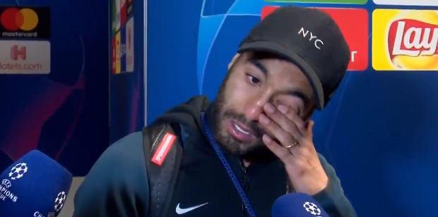 Lucas Moura zobaczył swojego gola z Ajaksem i jego reakcja mówi wszystko [WIDEO]