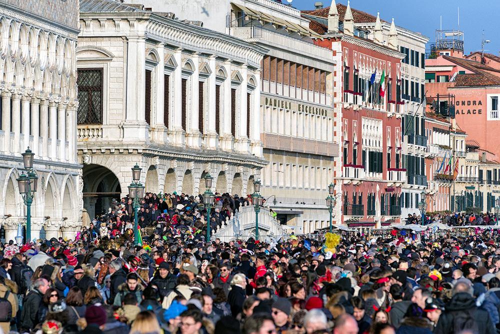 Opłaty za wstęp do Wenecji dopiero od przyszłego roku