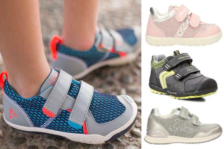 Sportowe buty dzieci