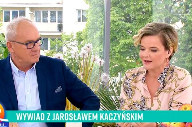 f623ca006d4 Jarosław Kaczyński gościł w