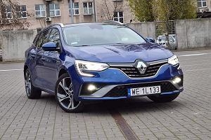 Opinie Moto.pl: Renault Megane Grandtour E-TECH Plug-In. Dużo pary w gwizdek za wysoką cenę