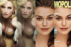 Madonna, Knightley.
