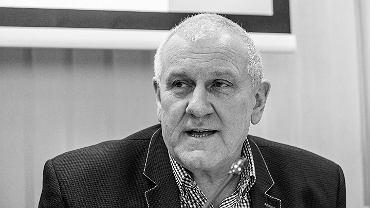 Zmarł Jan Guz, wieloletni szef OPZZ
