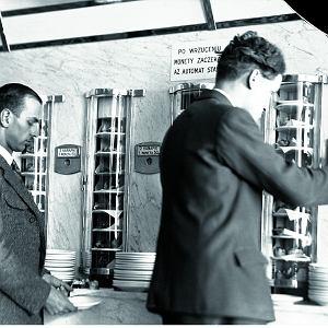 Automat z kanapkami z 1931 roku