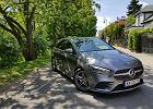 Opinie Moto.pl: Mercedes Klasy B 200 d AMG Line - Minivan o wielu twarzach