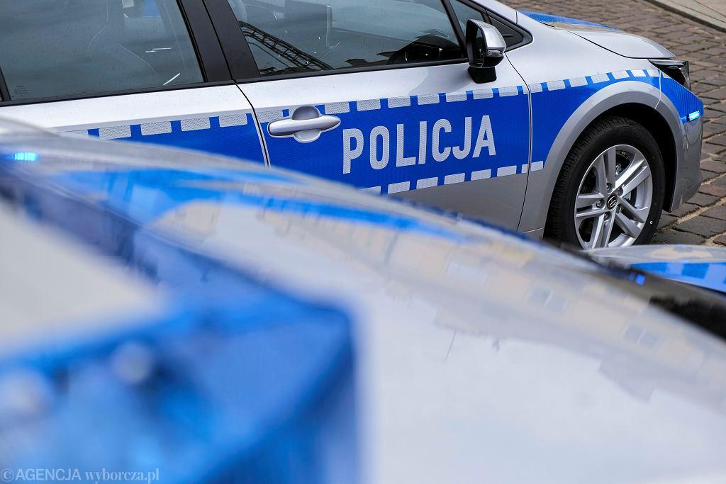 RMF: Wysoki rangą oficer policji spowodował kolizję i odjechał. Wszczęto kontrolę