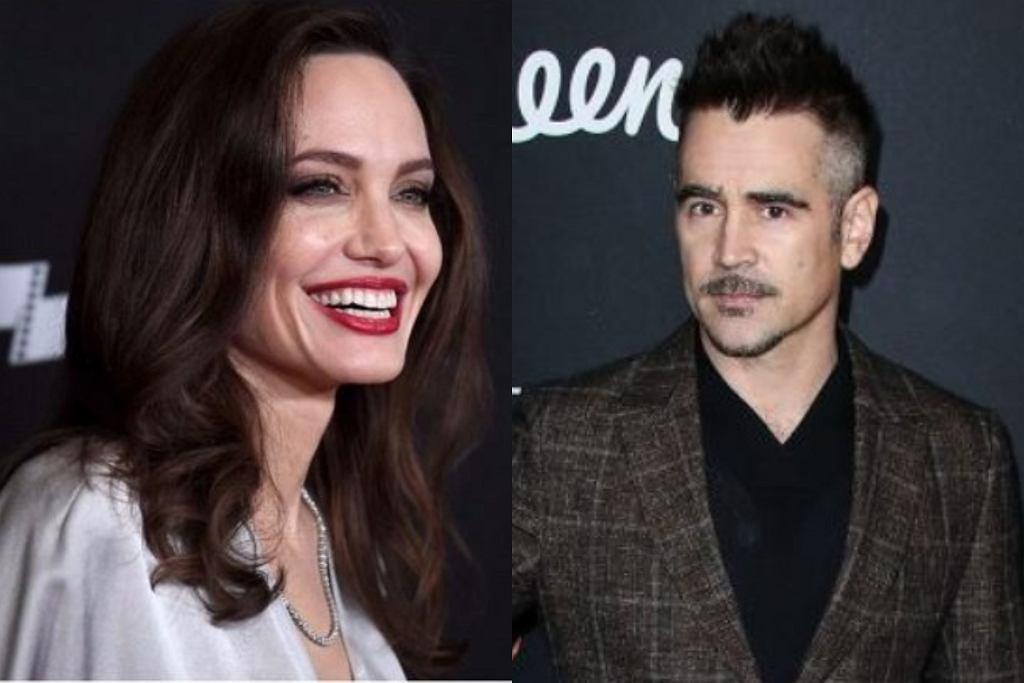 Angelina Jolie, Colin Farrell