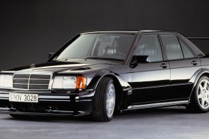 Mercedes 190 E 2.5-16 Evolution II | Ćwierć wieku
