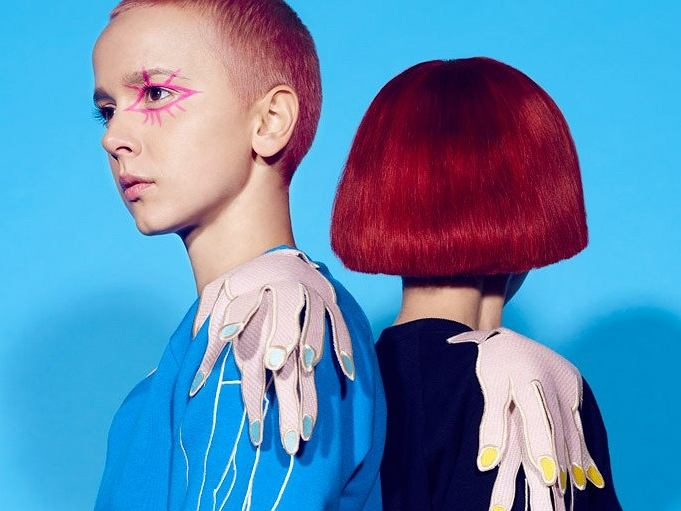 Monika Brodka w kampanii nowej kolekcji Vasina Studio. Wokalistka i właścicielka marki współpracują i przyjaźnią się od lat
