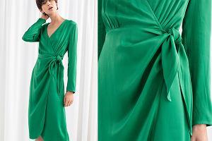 Kolor zielony w letniej stylizacji