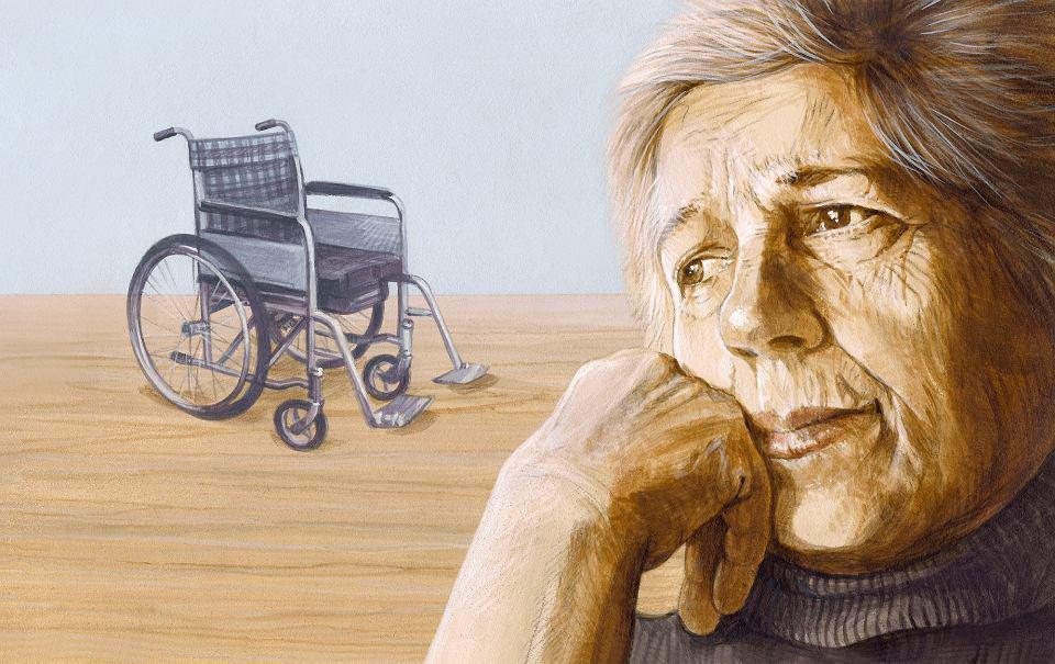 Stare matki niepełnosprawnych dzieci