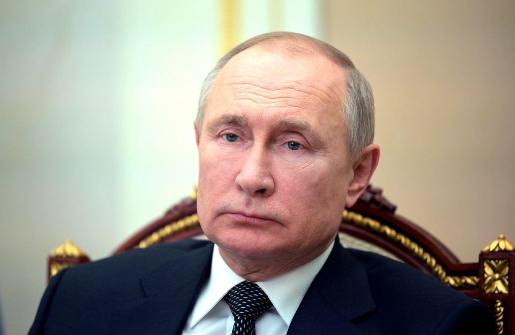 Rosja stworzy listę 'państw nieprzyjaznych'. Władymir Putin podpisał dekret