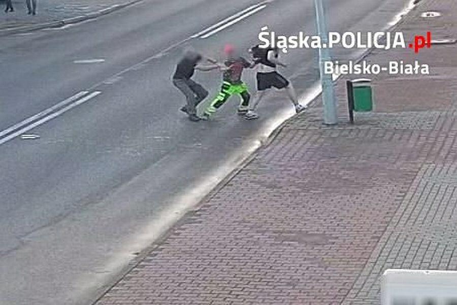 Atak nożownika w Czechowicach-Dziedzicach