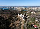 Właściciel zamku w Łapalicach chce dokończyć budowę i otworzyć hotel