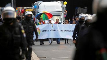 Marsz Równości w Katowicach