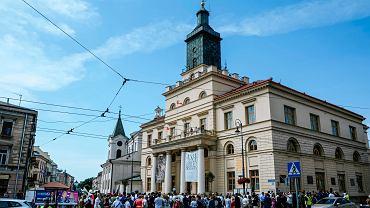 Lipiec 2019. Lublin podczas obchodów 450 - lecia Unii Lubelskiej