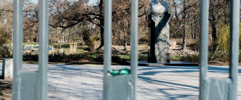 Poznań. Przed wejściem do parku znaleziono zwłoki. Nowe informacje w sprawie