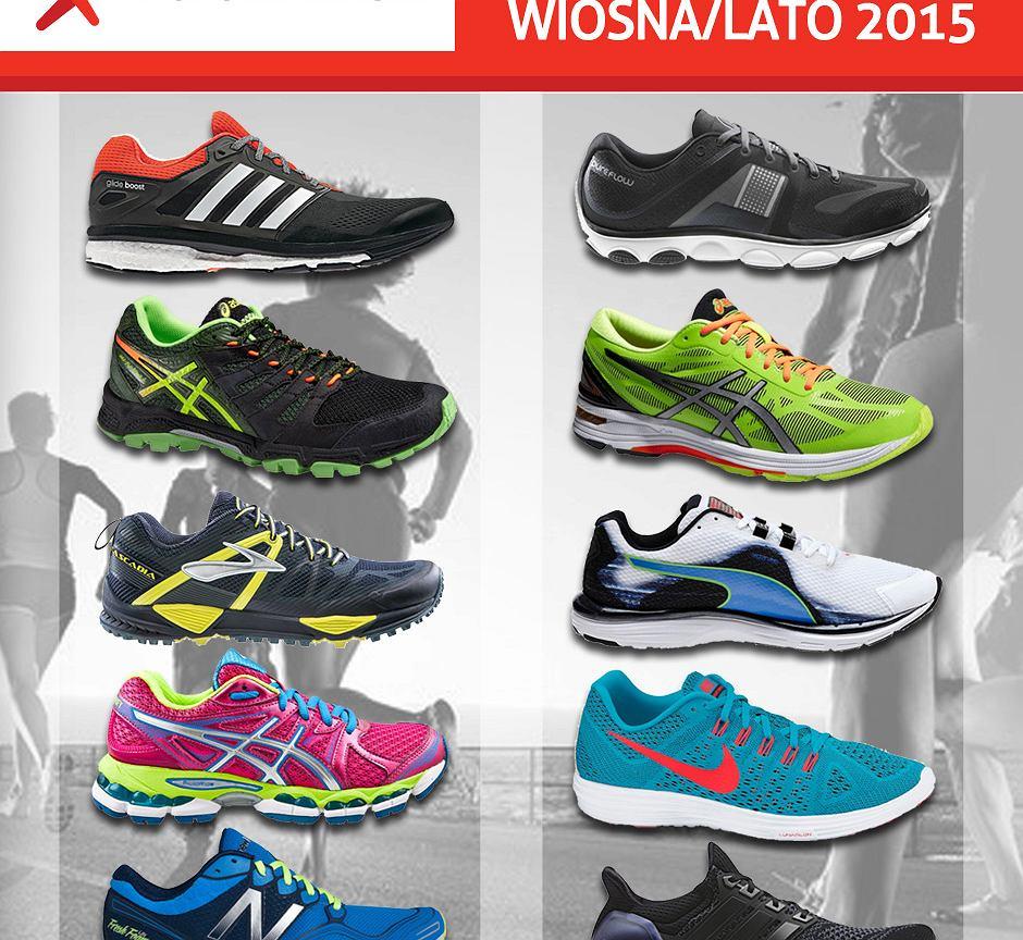 4adcd8b6 adidas, ASICS, Brooks, Nike, New Balance, Puma [WIELKI TEST BUTÓW KOLEKCJI  WIOSNA-LATO 2015]