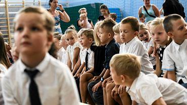 Początek roku szkolnego w Warszawie