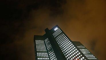 Frankfurt, siedziba Deutsche Banku
