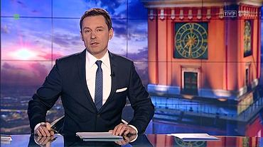 'Wiadomości' TVP. 08.03.2016
