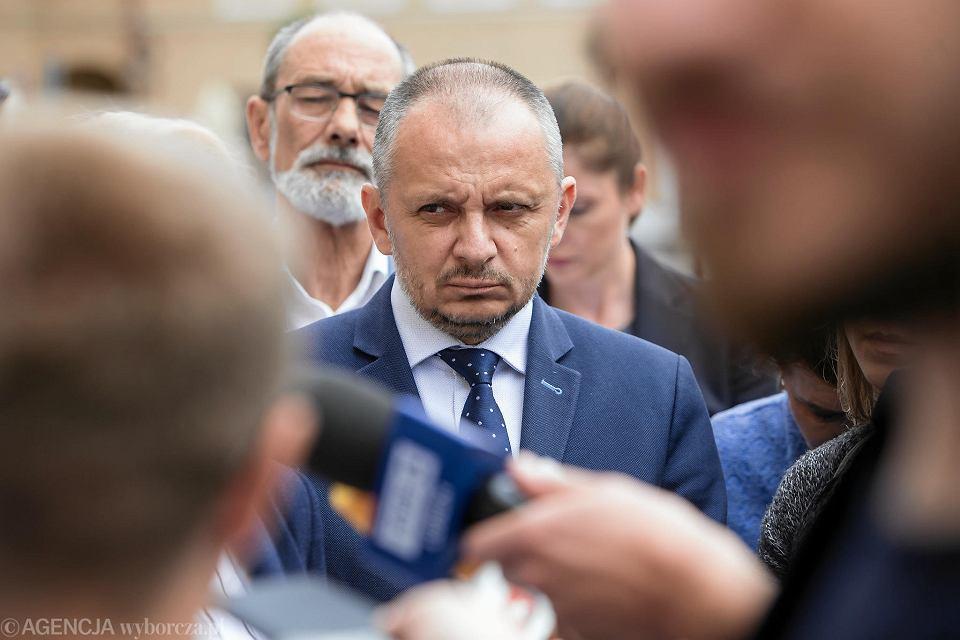 Wiceprezydent Lublina Mariusz Banach