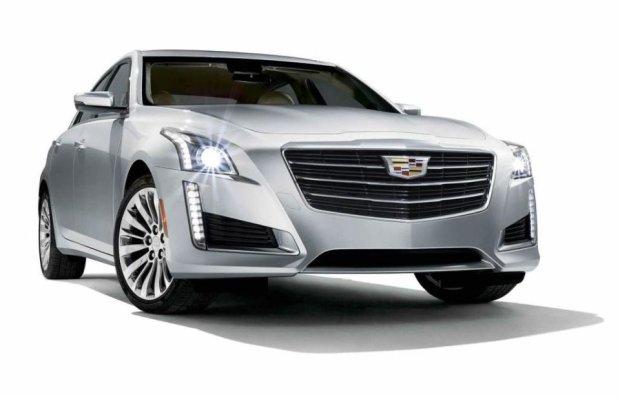 2015 Cadillac CTS   Nowa twarz