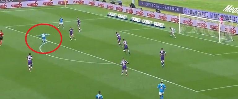 Piotr Zieliński strzelił gola... a potem mu go zabrano [WIDEO]