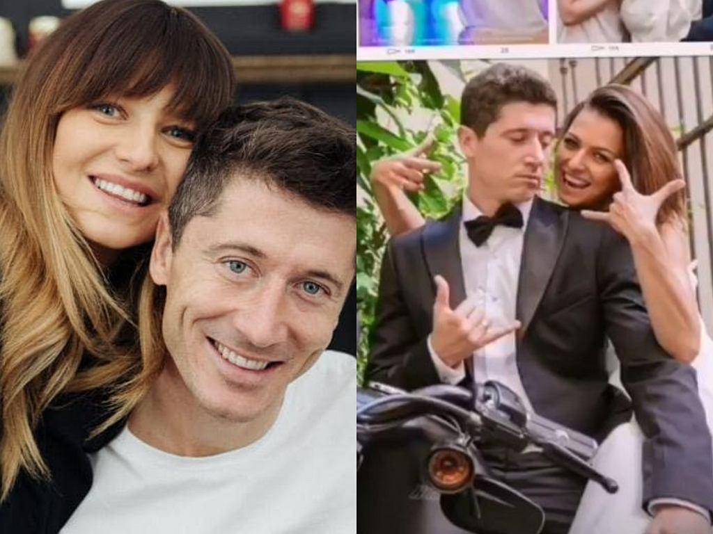 Anna Lewandowska świętuje kolejną rocznicę ślubu z Robertem Lewandowskim