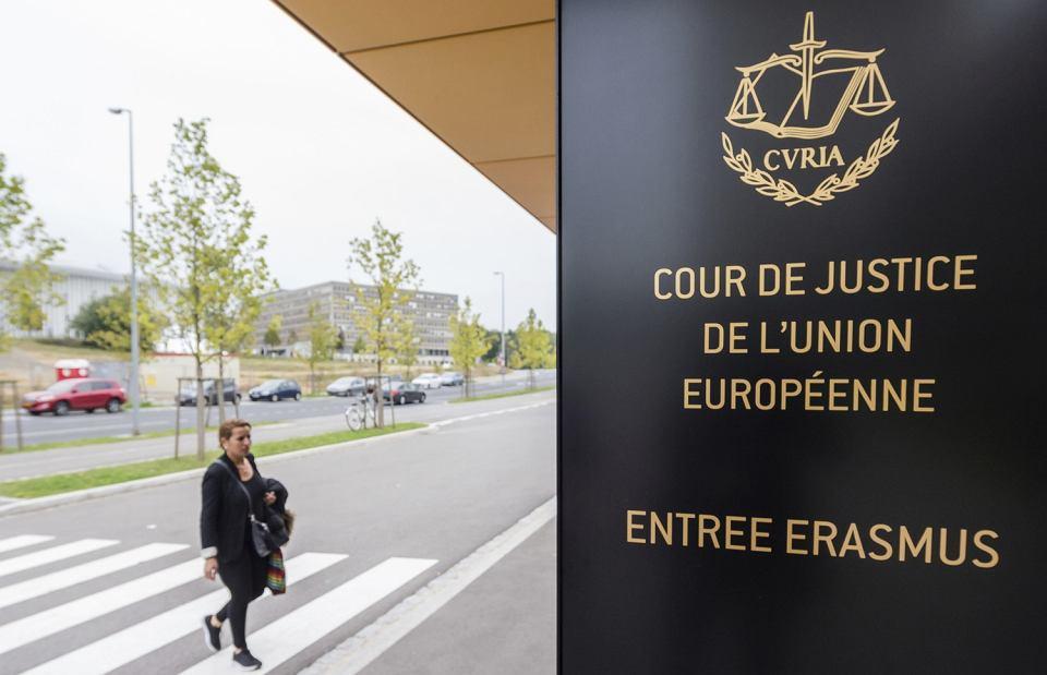 Trybunał Sprawiedliwości Unii Europejskiej w Luksemburgu