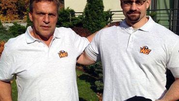 Dale Heffron i Jacek Wallusch - nowi trenerzy Warsaw Eagles