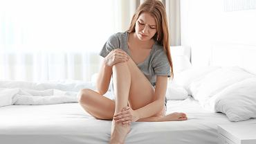 Ból nóg może świadczyć o wielu chorobach