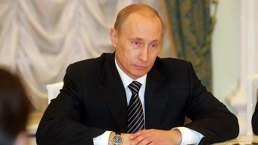 Rosjanie tracą zaufanie do prezydenta Władimira Putina