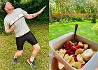 """Filip Chajzer wybrał dietę SIRT. Postawił na śniadanie według przepisu Adele. """"Znamy się jak łyse (i chude) konie"""""""