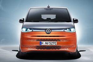 Już jest! Volkswagen Multivan nowej generacji