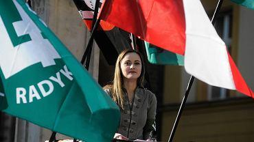 Demonstracja ONR ''w obronie chrześcijańskiego dziedzictwa Europy''