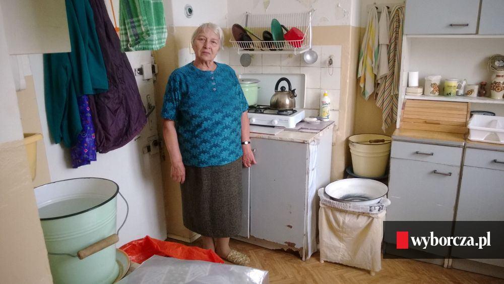 Xxi Wiek A W Tym Mieszkaniu Nie Ma łazienki Ani Wody