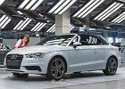 Ruszyła produkcja Audi A3 Cabriolet