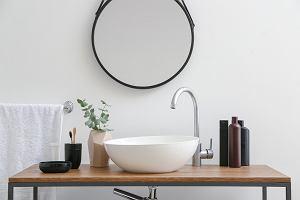 Czarne akcesoria do łazienki - nadadzą klimat i charakter