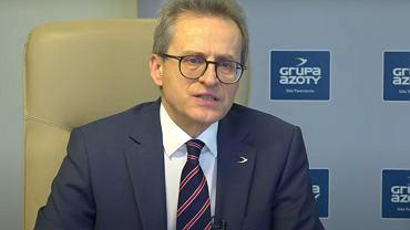 Prezes Grupy Azoty