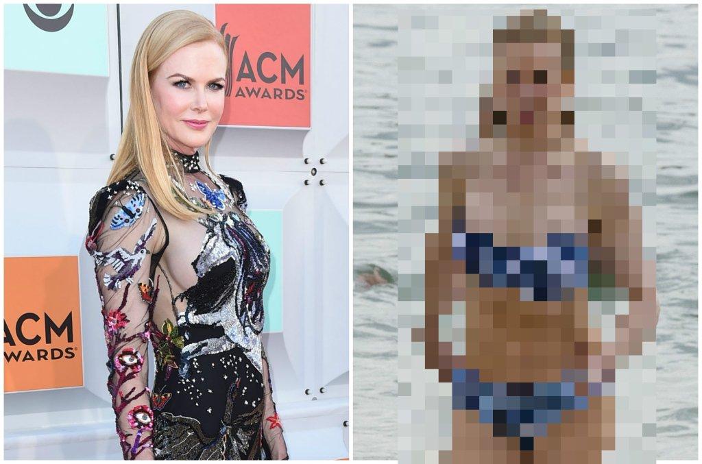 Gdy Nicole Kidman pojawia się na imprezach, uwaga mediów skupia się zazwyczaj na jej twarzy, co z kolei odwraca uwagę od jej szczupłego ciała. Sądziliśmy, że aktorka ma zgrabną sylwetkę, ale nie podejrzewaliśmy, że jest aż tak umięśniona!