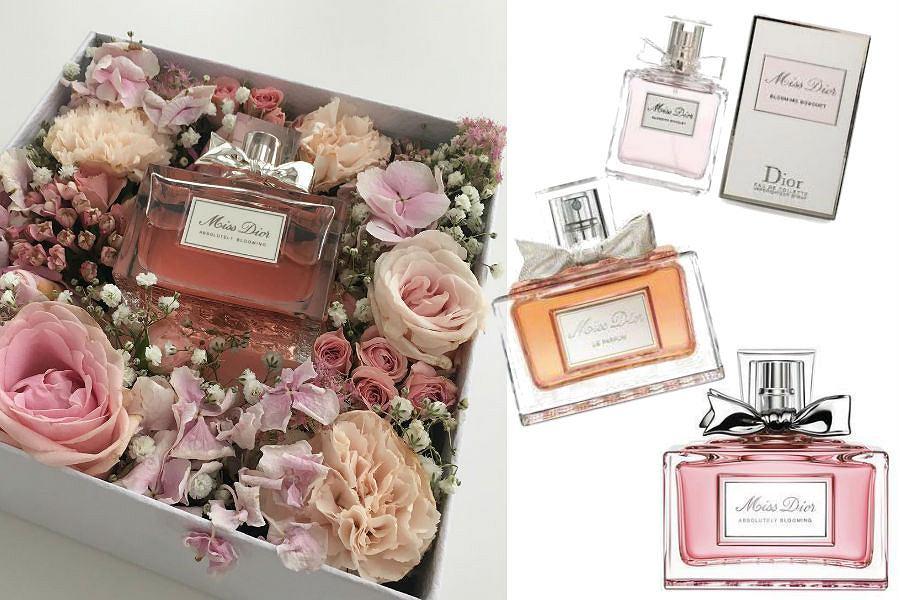 Miss Dior perfumy gwiazd