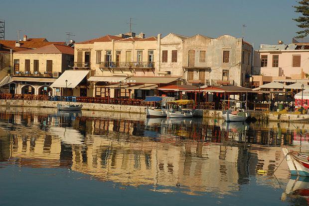 Rethymno, Kreta / fot. CC BY 2.0 Luigi Rosa/Flickr.com