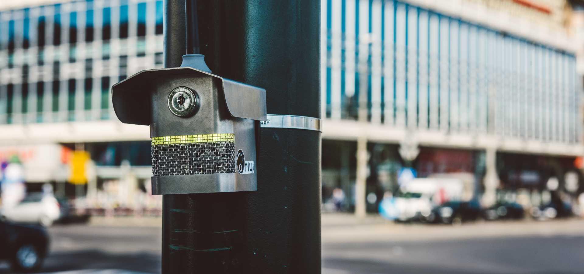 W systemie monitoringu jakości powietrza kluczowym elementem jest czujnik (fot: materiały archiwalne)
