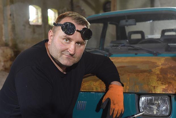 Paweł Miszta z 'Wojen samochodowych'