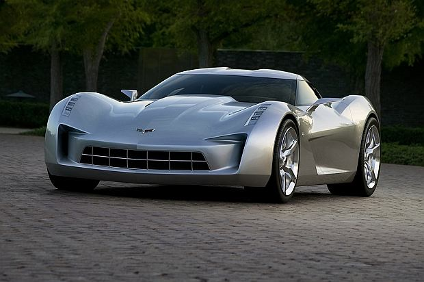 Transformers 2 Chevy Stingray Concept: Sideswipe