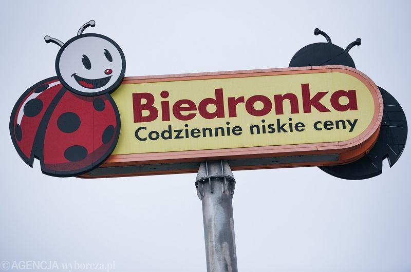 Supermarket Biedronka