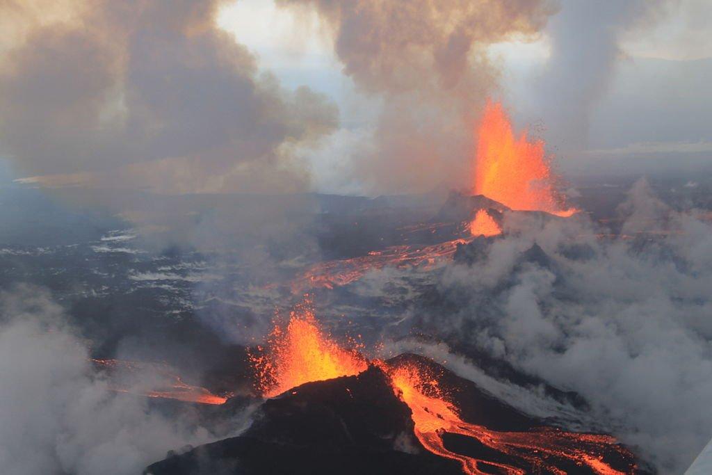 Erupcja wulkanu Bardarbunga